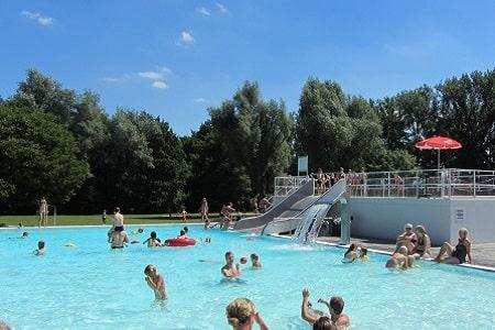 Zwembad Olde Vechte, Ommen
